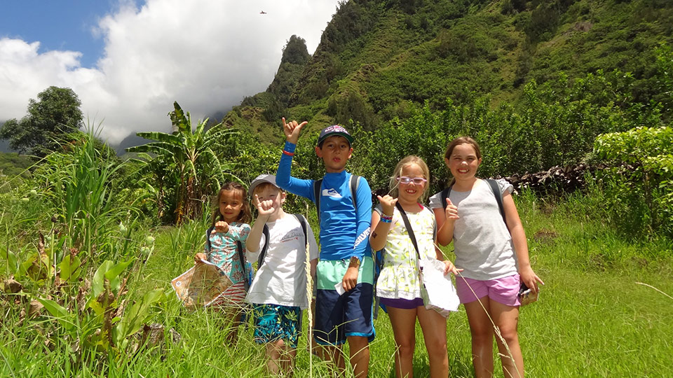 Maui Treasure Hunt Kids Activities