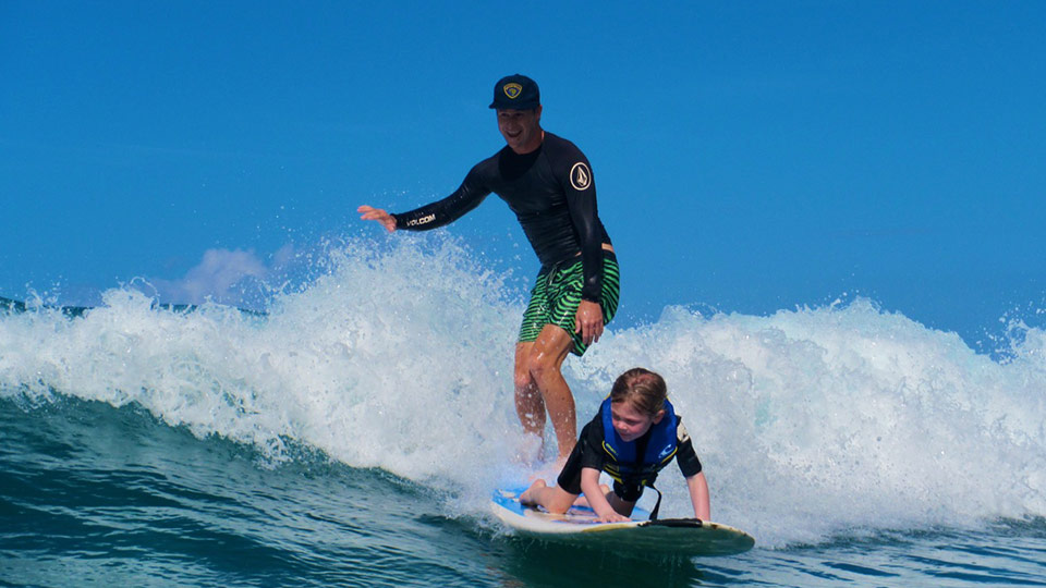 Kids Surf Lessons Activities Maui