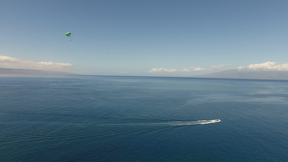 Ufo Parasail Kids Activities Maui