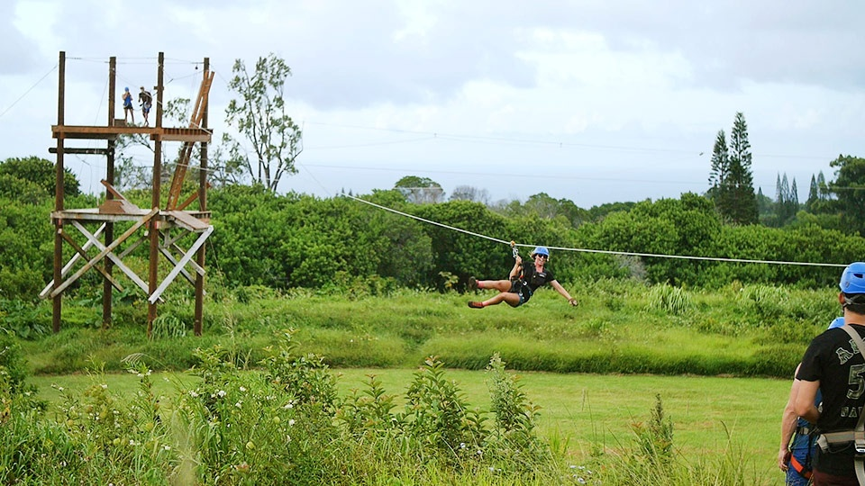 Best Maui Activities Couples Zipline