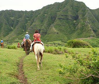 Horseback Riding Best Maui Activities for Couples