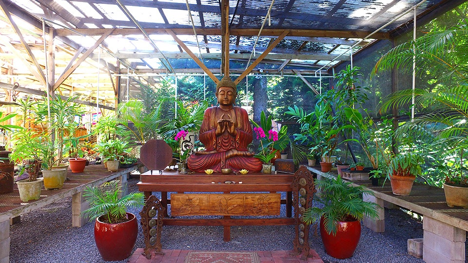 Best Off Beaten Path Sacred Garden