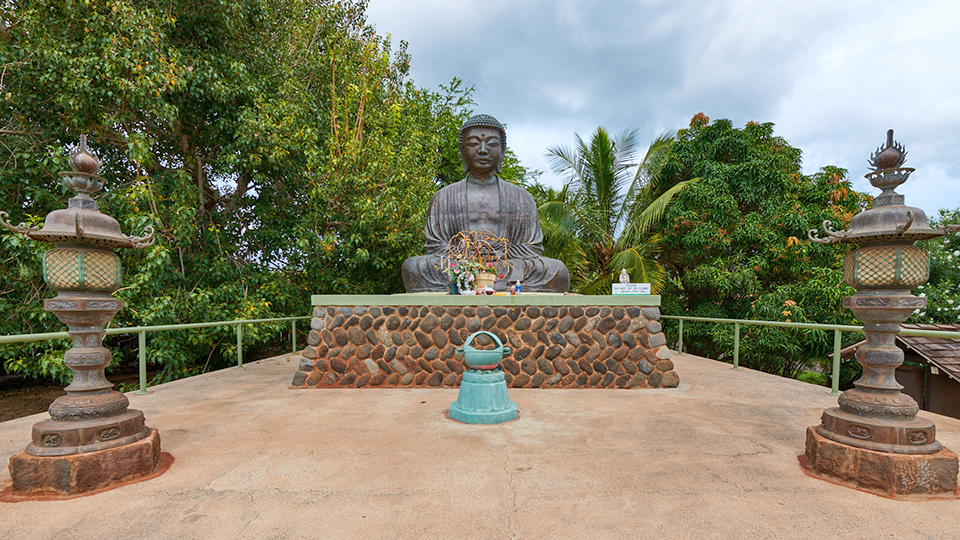 Best Maui Off Beaten Path Buddha Lahaina Jodo Mission