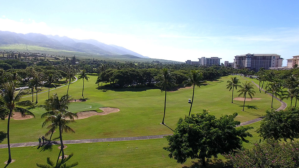 Top Maui Luxury Golf Resort