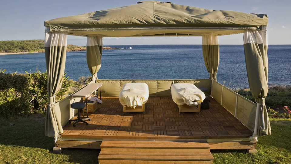 Top Maui Luxury Spa