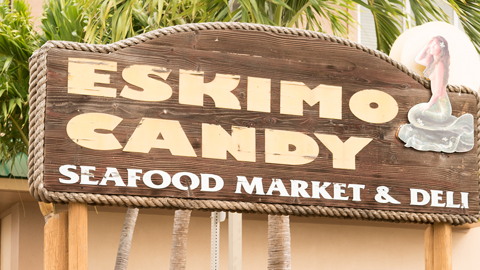 Top Places Local Food Eskimo Candy