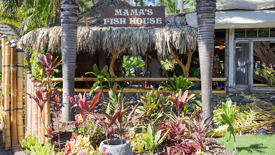 Maui Best Drinks Mamas Fish House
