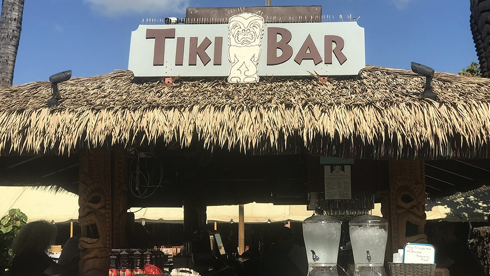 Maui Best Drinks Maui Tiki
