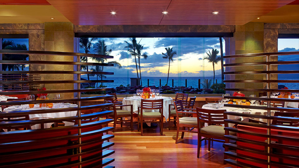 Four Seasons Maui Resort Dining Options
