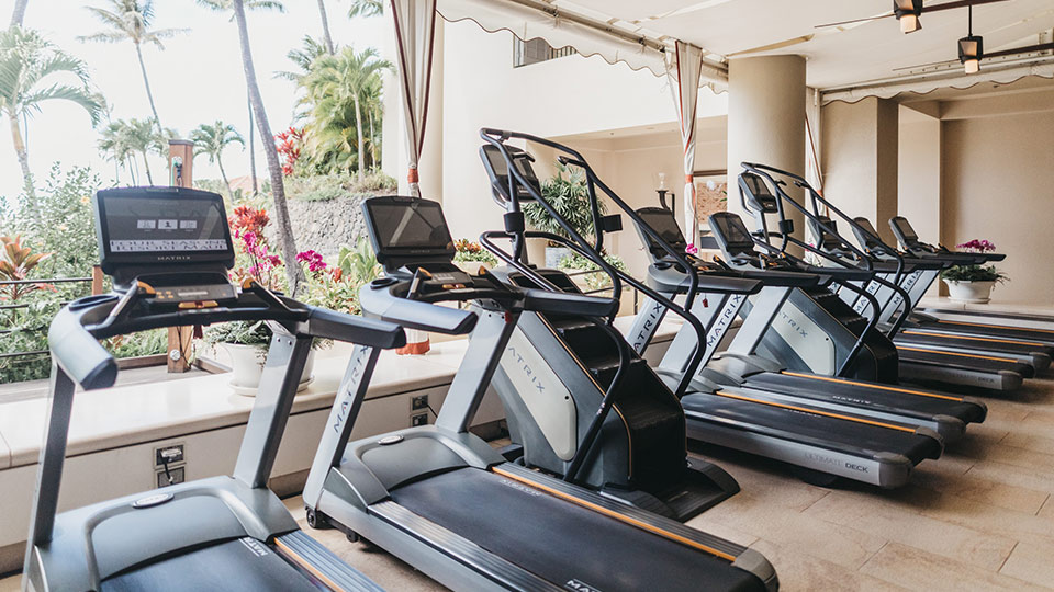 Four Seasons Maui Fitness Center
