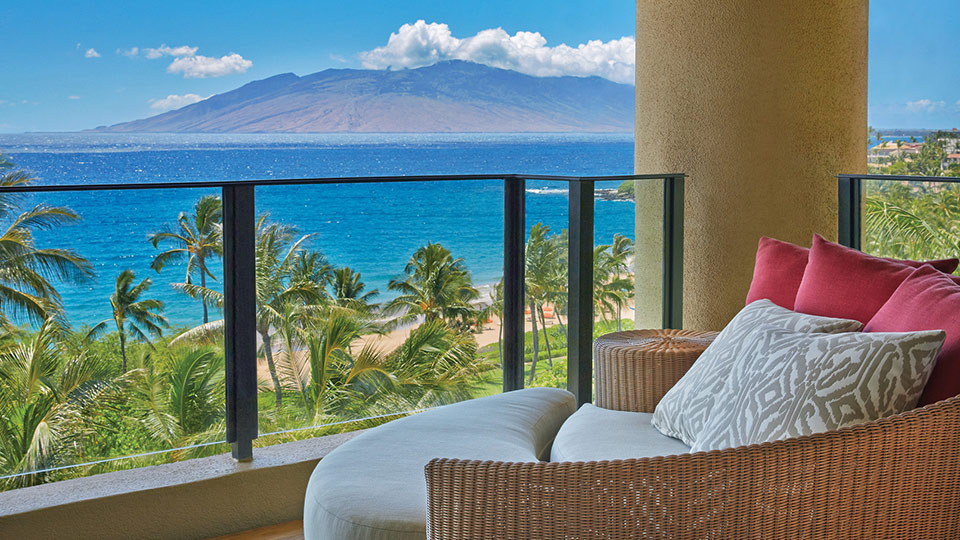 Rooms & Suites - Four Seasons Maui