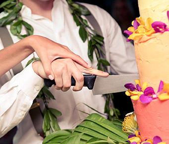 Best Honeymoon Activities Maui Wedding Cake