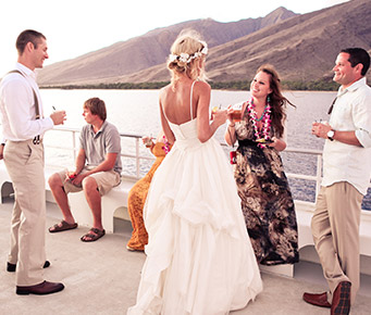 Best Honeymoon Activities Maui Wedding Reception