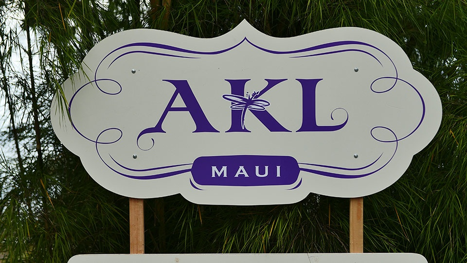 Maui Honeymoon Lavender Farm