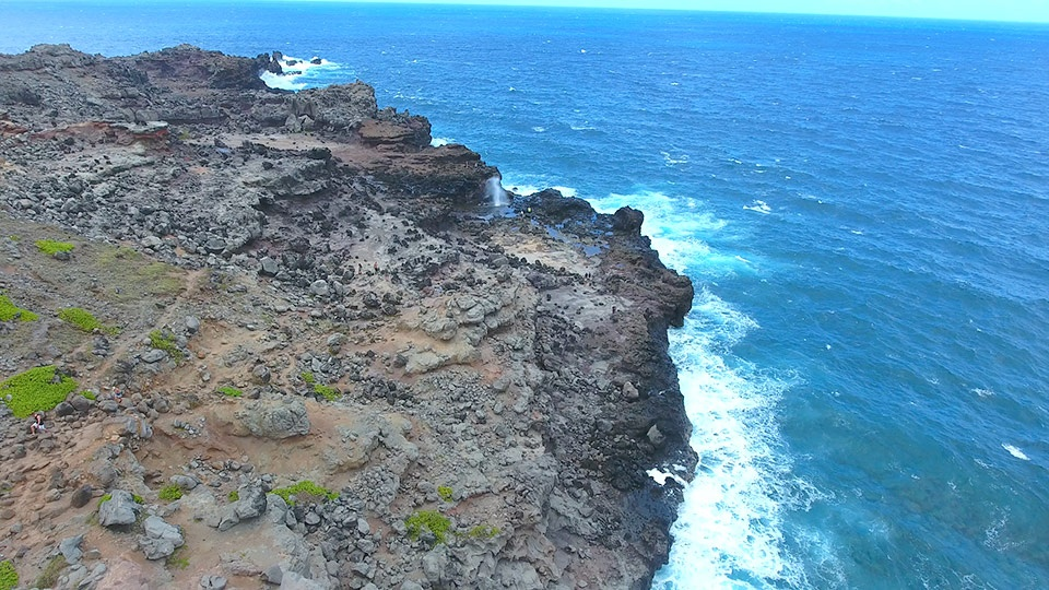 Top Maui Hike Nakalele Blowhole