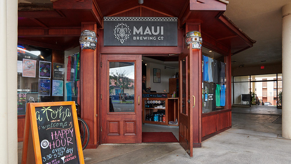Top Maui Made Brewing Company