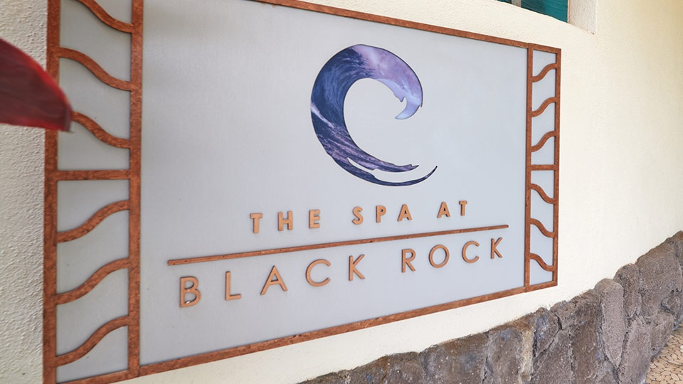 Maui Best Spa Black Rock