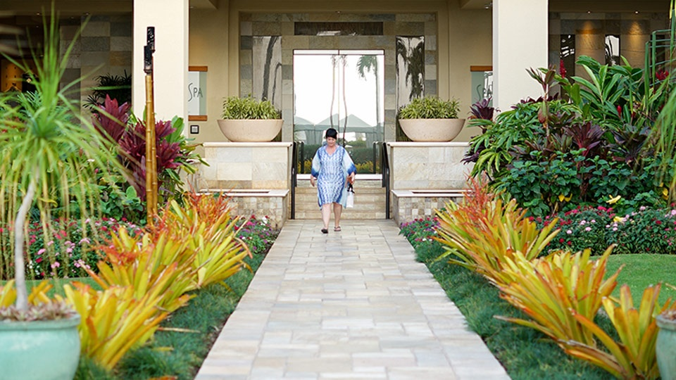 Best Four Seasons Maui Spa