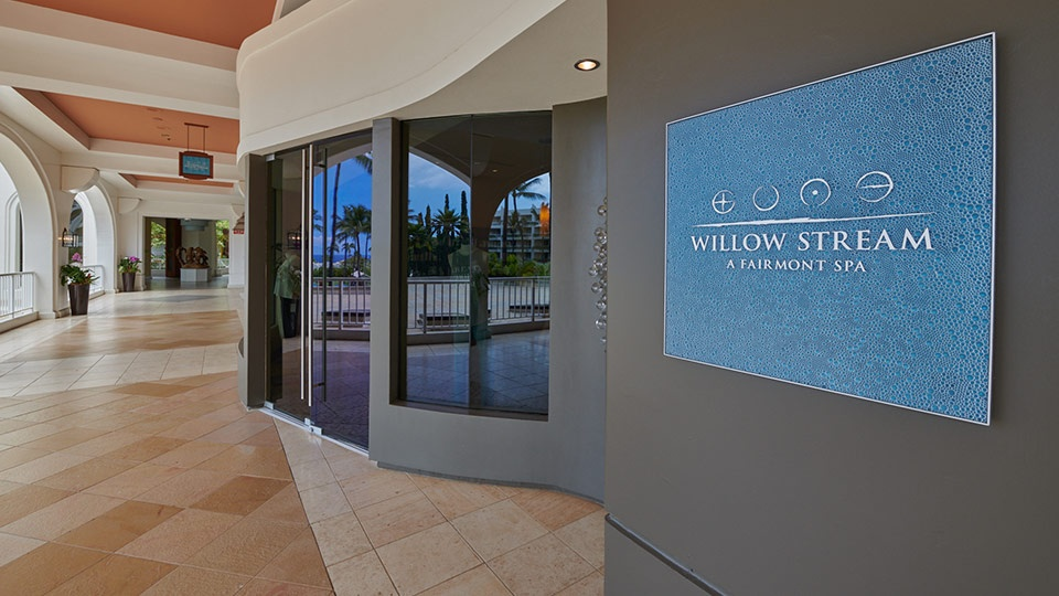 Best Maui Willow Stream Spa