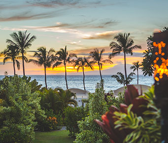 Fairmont Kea Lani Sunset