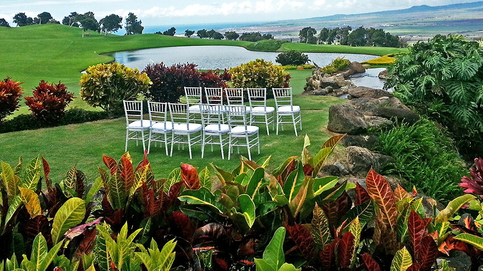 Wedding King Kamehameha Golf Club