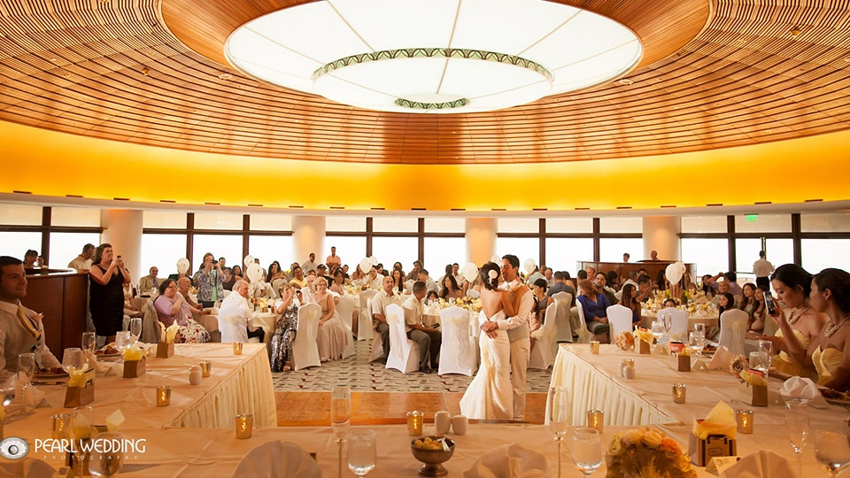 Wedding Hawaii King Kamehameha Golf Club