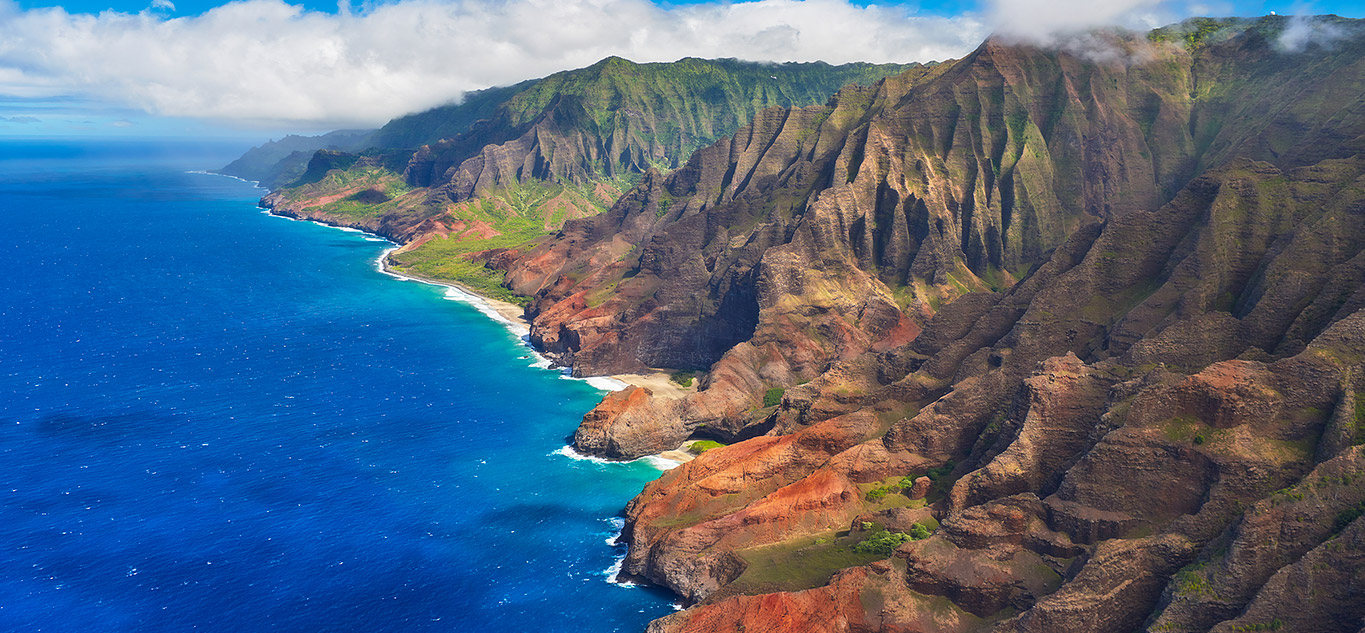 Best Places Visit Hawaii Na Pali Coast Kauai