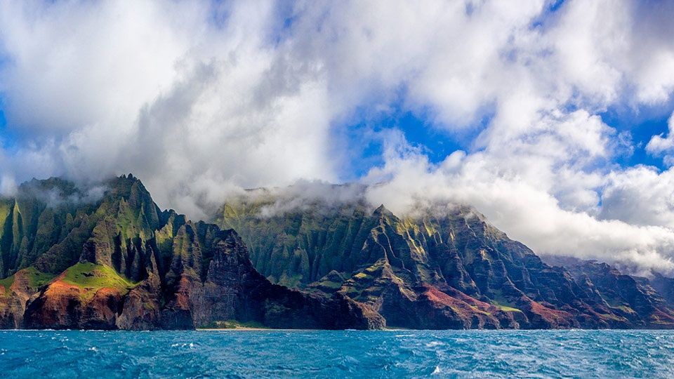 Best Hawaii Na Pali Coastline