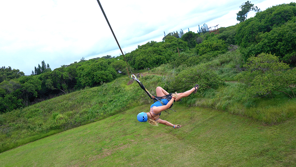 Best Haleakala Activities Zipline