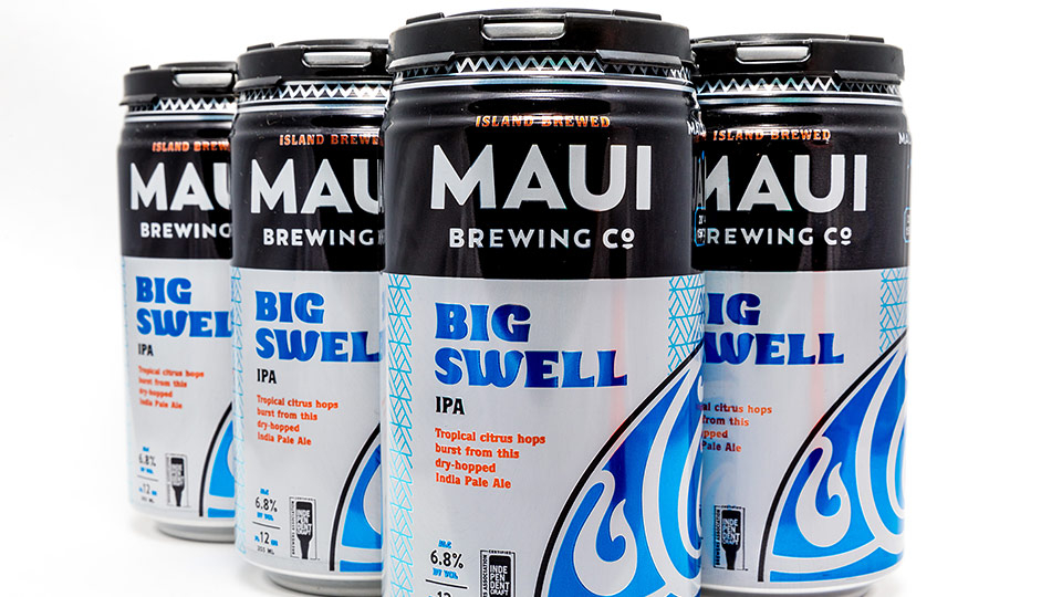 MBC Big Swell IPA Top Beers Made Hawaii