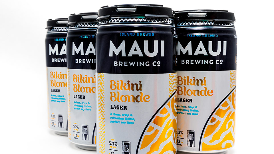 Bikini Blonde Lager Top Beers Made Hawaii