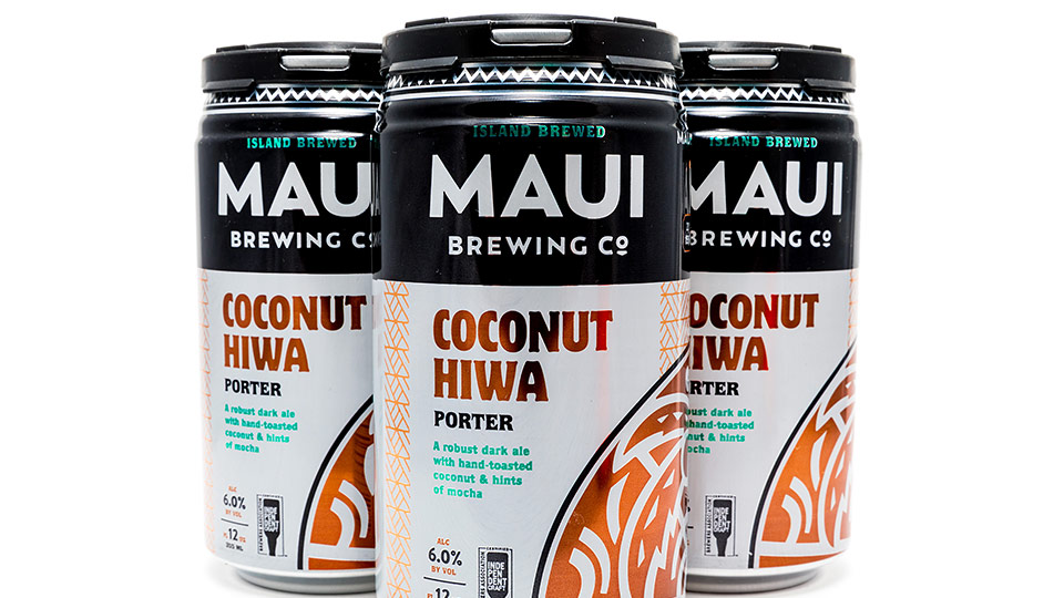 MBC Coconut Porter Hawaii