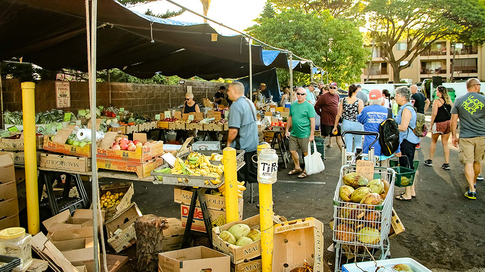 Best Hawaii Grown Food Market Honokowai