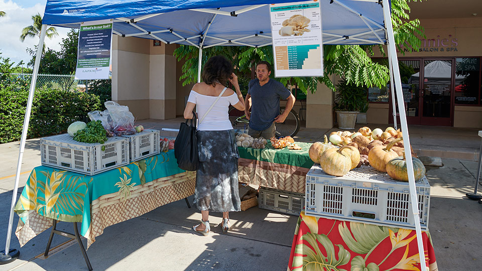 Best Hawaii Grown Kihei Market
