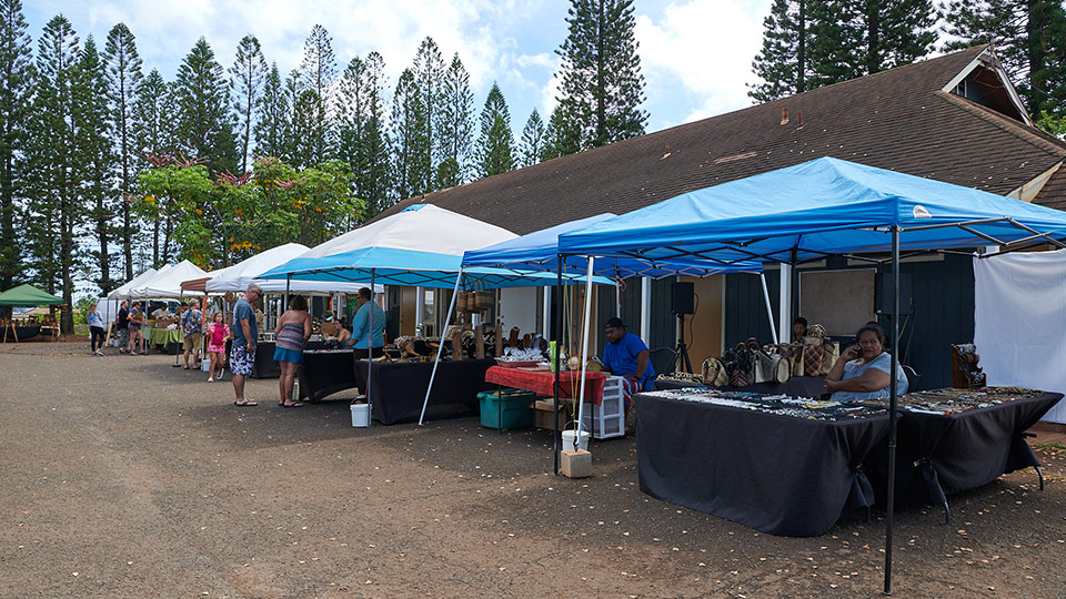 Best Hawaii Grown Farmers Market Napili