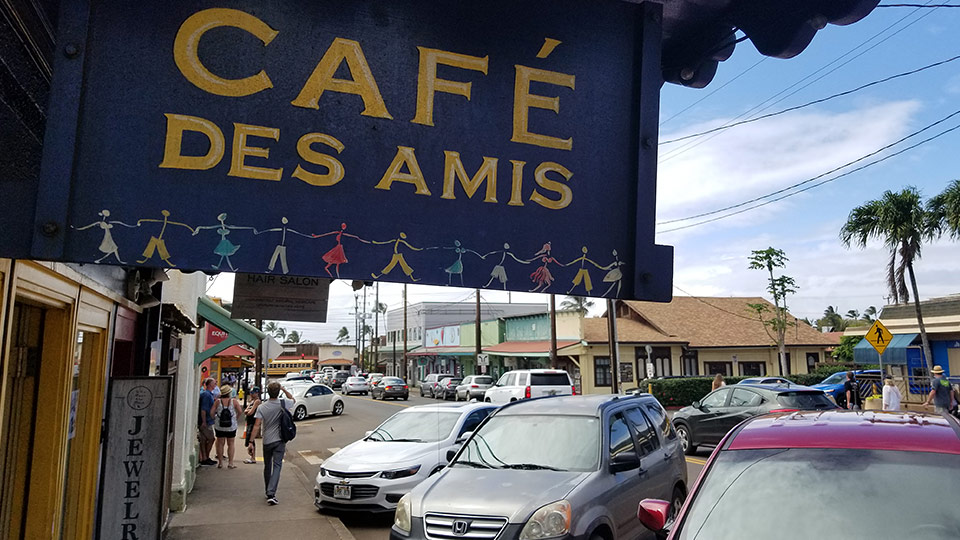 Best Maui Breakfast Café Des Amis