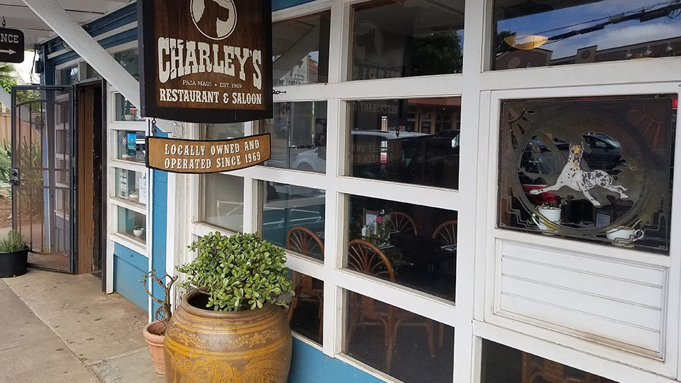 Best Maui Breakfast Charley's Saloon