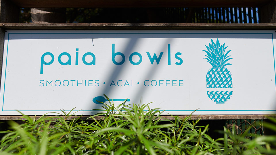 Best Maui Breakfast Paia Bowls