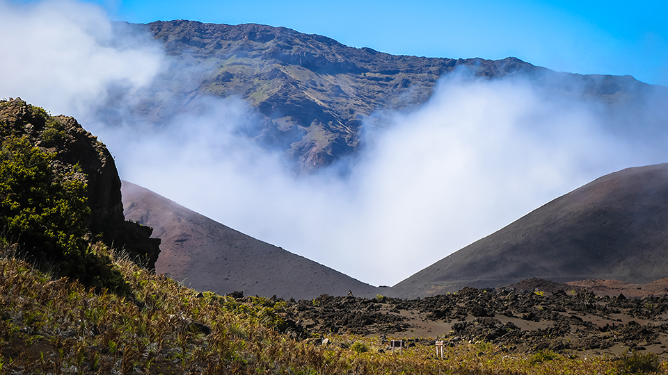 Peaceful Secret Spots Haleakala Crater