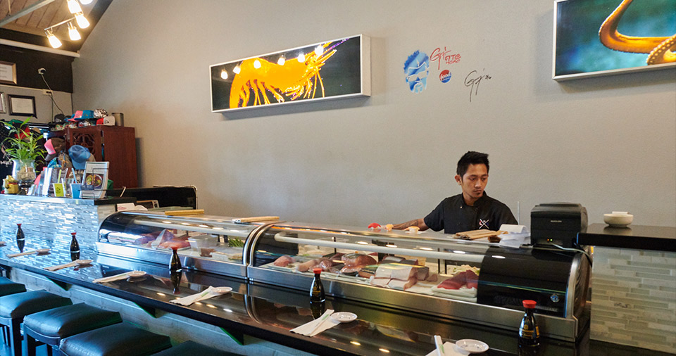 Maui Best All Organic Miso Phat Sushi