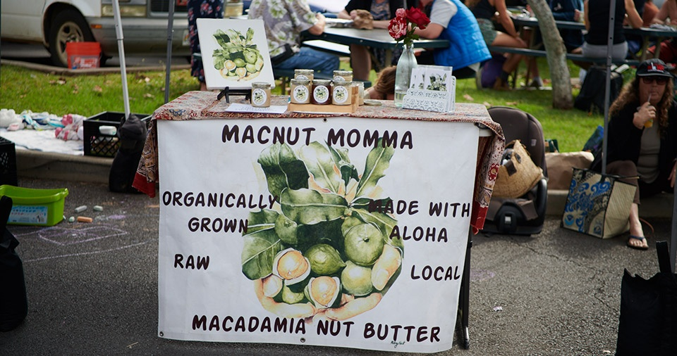 Maui Best All Organic Upcountry Farmers Market