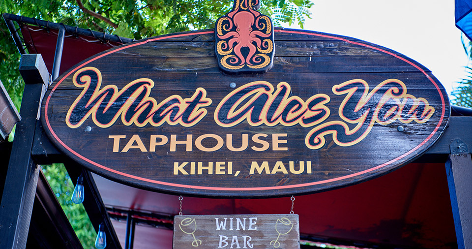 Maui Best All Organic What Ales You