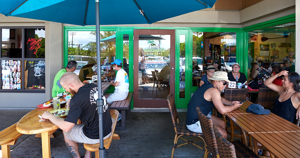 Best Maui Lunch Coconuts Fish Cafe