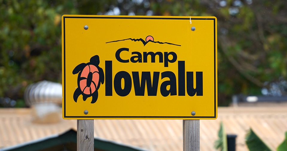 Maui Best Camp Olowalu
