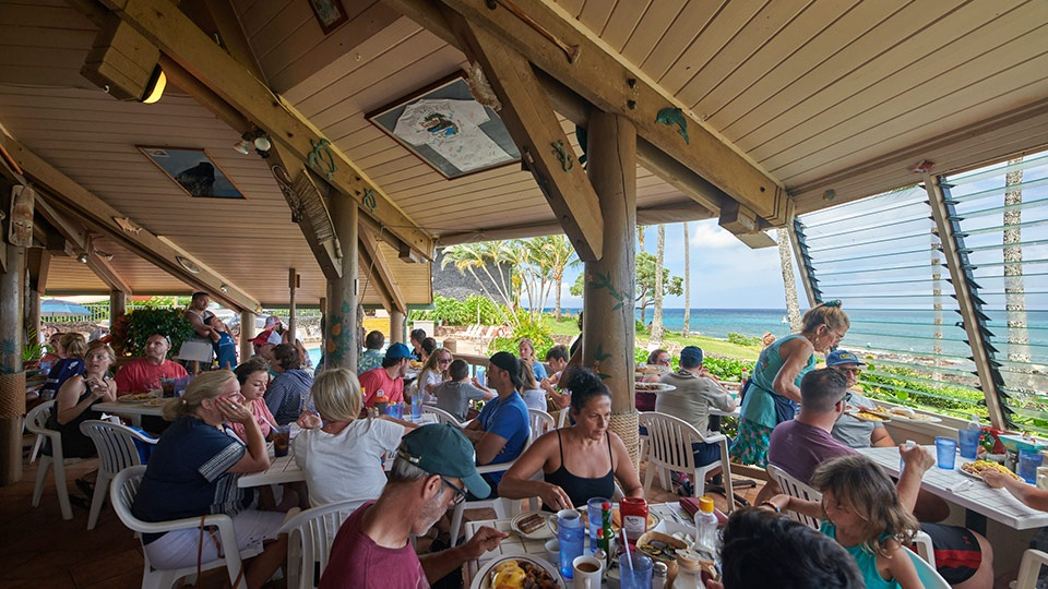 Napili Kapalua Activities Gazebo