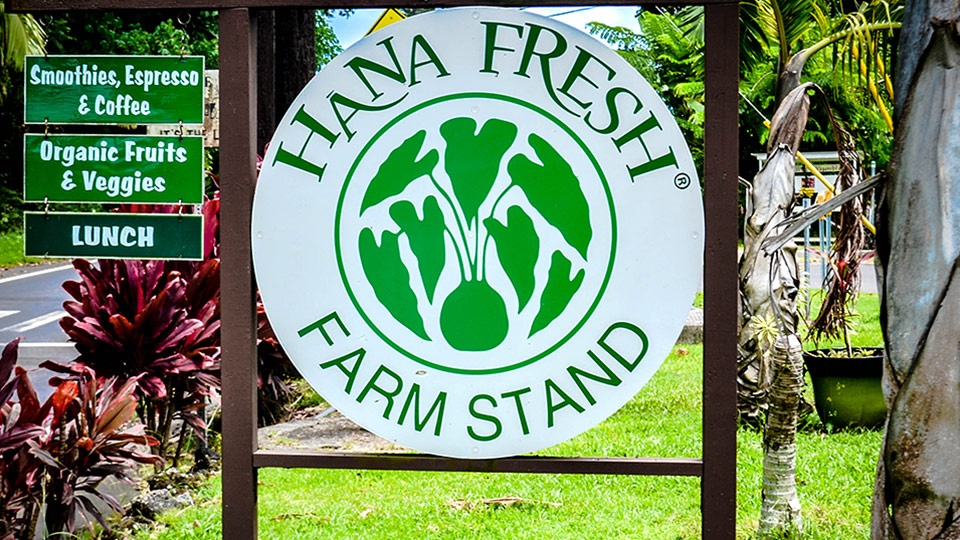 Hawaii Best Organic Hana Fresh