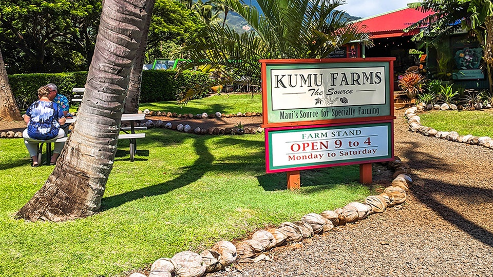 Hawaii Best Organic Kumu Farms
