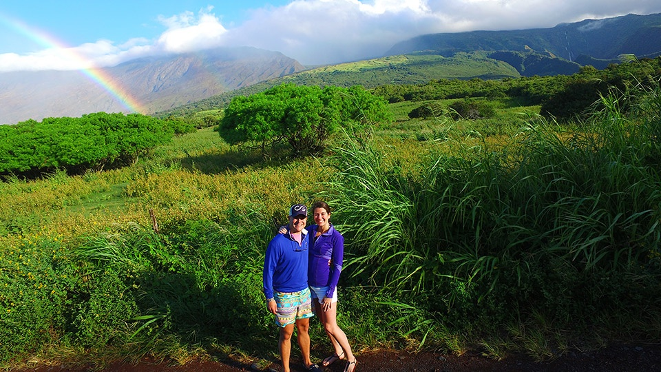 Best Hawaiian Island Honeymoon Family
