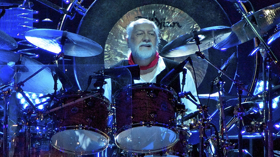 Top Maui Celebrities Mick Fleetwood