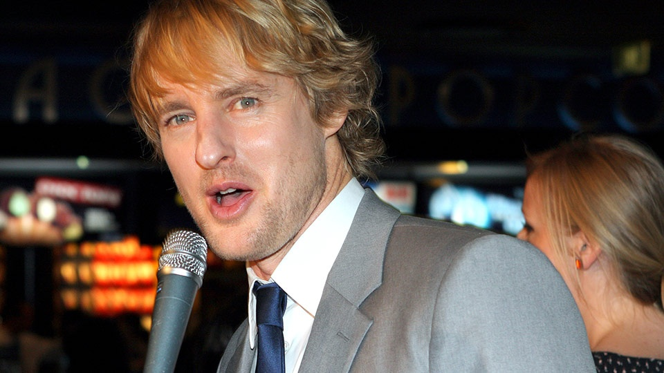Top Maui Celebrities Owen Wilson